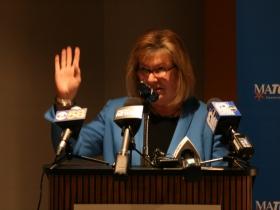 MATC President Vicki Martin