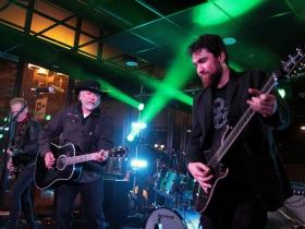 Sean Williamson of the Sam Llanas band