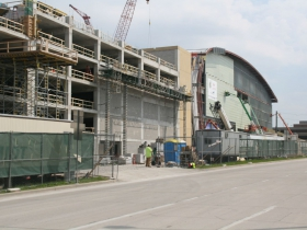 Parking Garage for New Arena