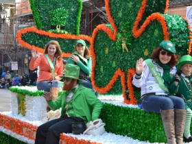 Westown Association Float