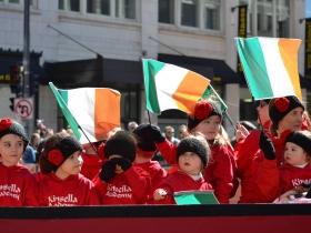 Kinsella Irish Heritage Dancers