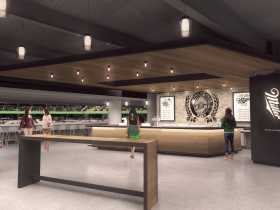 Public Bar on Main Concourse