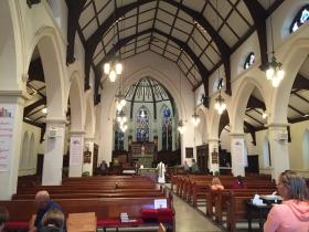 St. James Interior - 2015