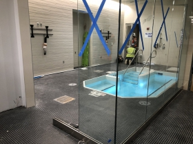 Hydro-Therapy Room