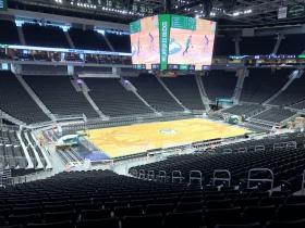 Arena Bowl View