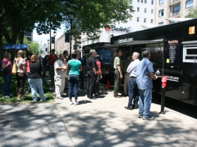 Food Trucks at Westown Farmer's Market