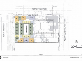 Journal Square Lofts Plans