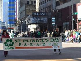 Parade Step-off