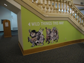 Wild things this way
