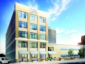700 Lofts. Rendering by Bear Development