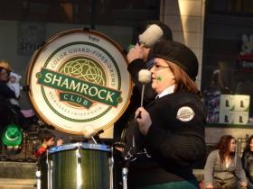 Shamrock Club Band