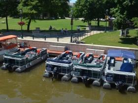 Riverwalk Boat Tours & Rental
