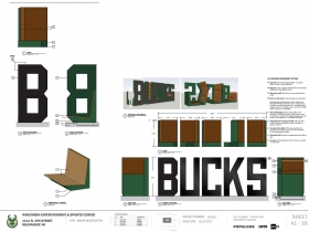 Bucks Sign Chair