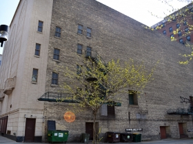The back side of the Grand Warner.