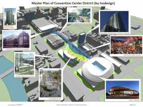 Convention Center Conceptual Master Plan