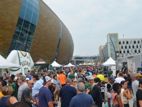 Fiserv Forum Block Party