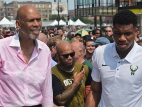 Kareem and Giannis