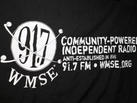 91.7 FM. WMSE Milwaukee
