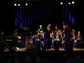 The Chicago Jazz Orchestra with Vocalist Paul Marinaro