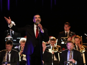 Vocalist Paul Marinaro with The Chicago Jazz Orchestra