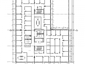 The Professional Center - 2nd through 5th Floor Plans