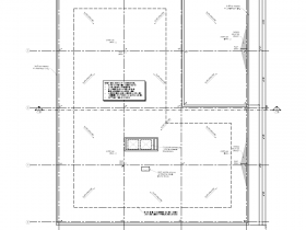 The Professional Center - Roof Plan