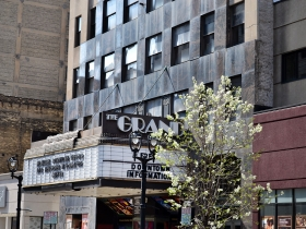 Grand front entrance. Photo by Brian Jacobson.