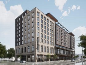 Milwaukee Marriott Autograph Collection Rendering
