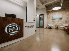 North Shore Healthcare Office at HUB640