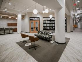 Tenant Lounge at HUB640