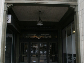 Century Building Entrance