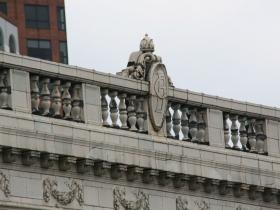 Century Building Cornice