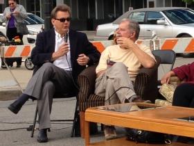 Claude Krawczyk and John Gurda.