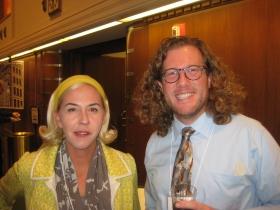 Amy Grau and Keith Stachowiak.