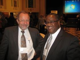 Leo Ries and Randy Crump.