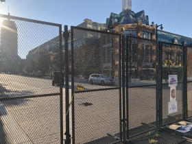 DNC Security Perimeter