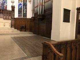 The Abbey Dance Floor