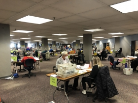 Milwaukee Election Central Count Facility