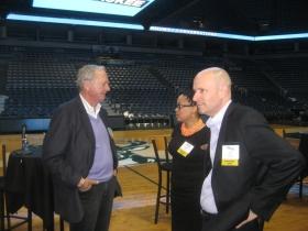 Gary Grunau, Robin Reese, and Jeff Sherman