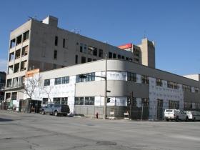 700 Lofts Construction