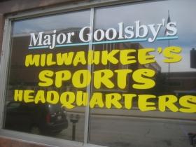 Major Goolsby's