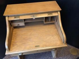 Vel Phillips' Desk