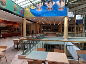 Grand Avenue Mall Atrium and Food Court