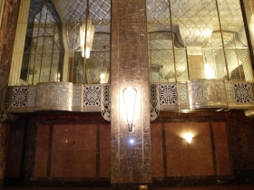 Lobby of the Grand Warner Theater