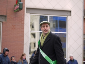 West Allis Mayor Dan Devine