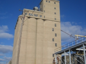 Pabst Silos and Power Plant