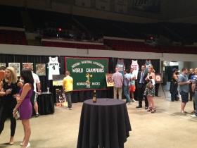 1971 World Champion Bucks Banner