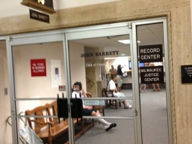 Milwaukee Justice Center. Photo by William Bott.