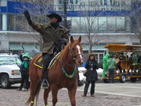 Friday Photos: St. Patrick's Day Parade