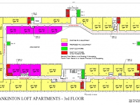 Plankinton Lofts - Third Floor